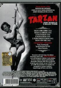 Tarzan. Johnny Weissmuller Collection (6 DVD) di Cedric Gibbons,Richard Thorpe - DVD - 2