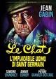 Cover Dvd DVD Le chat, l'implacabile uomo di Saint-Germain