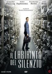 Copertina  Il labirinto del silenzio [DVD]