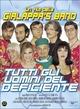 Cover Dvd Tutti gli uomini del deficiente