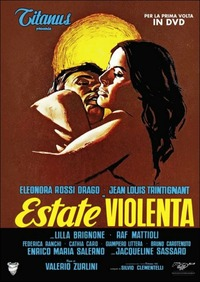 Cover Dvd Estate violenta (DVD)