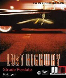 Strade perdute di David Lynch - Blu-ray