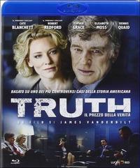 Cover Dvd Truth. Il prezzo della verità (Blu-ray)