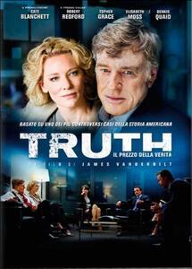 Truth. Il prezzo della verità di James Vanderbilt - DVD