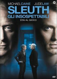 Sleuth. Gli insospettabili di Kenneth Branagh - DVD