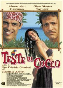 Teste di cocco di Ugo Fabrizio Giordani - DVD