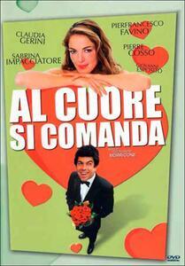 Al cuore si comanda di Giovanni Morricone - DVD
