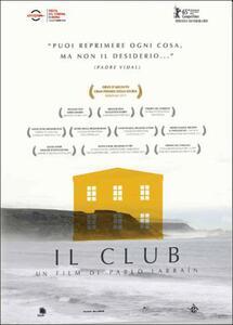 Il club di Pablo Larraín - DVD