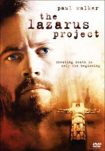 Lazarus Project. Un piano misterioso di John Glenn - DVD