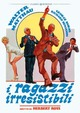 Cover Dvd DVD I ragazzi irresistibili