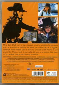 The Belle Starr Story. Il mio corpo per un poker di Nathan Wich - DVD - 2