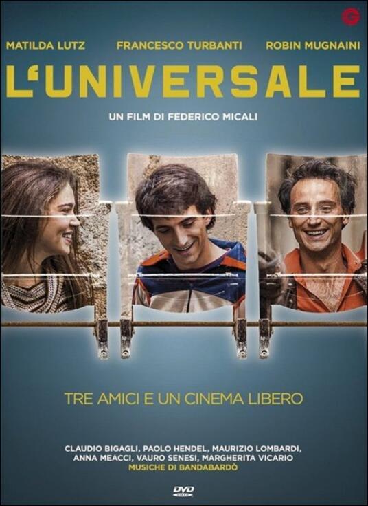 L' Universale di Federico Micali - DVD