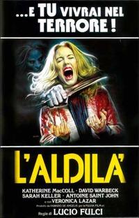 Cover Dvd aldilà. E tu vivrai nei terrore! (DVD)