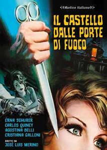 Il castello dalle porte di fuoco di José Luis Merino - DVD