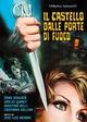 Cover Dvd DVD Il castello dalle porte di fuoco