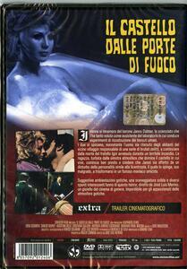 Il castello dalle porte di fuoco di José Luis Merino - DVD - 2