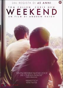 Weekend di Andrew Haigh - DVD