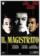Cover Dvd DVD Il magistrato