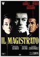 Cover Dvd Il magistrato