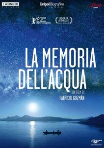 La memoria dell'acqua (DVD) di Patricio Guzmán - DVD