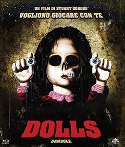 Dolls di Stuart Gordon - Blu-ray