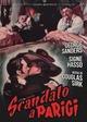 Cover Dvd Uno scandalo a Parigi