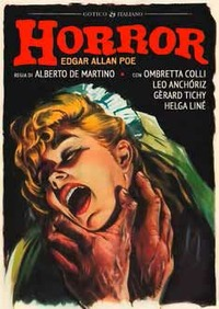 Cover Dvd Horror (DVD)