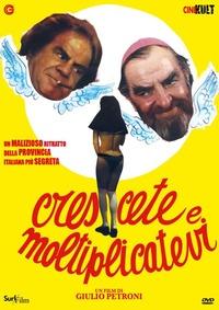 Cover Dvd Crescete e moltiplicatevi (DVD)