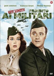 Off Limits, proibito ai militari di Richard Quine - DVD