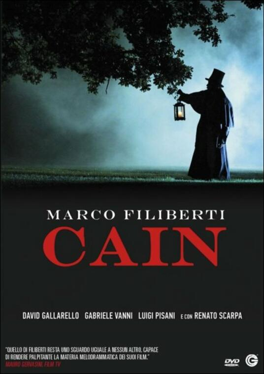 Cain di Marco Filiberti - DVD