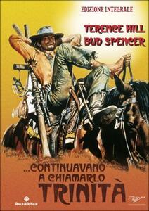 Continuavano a chiamarlo Trinità di Enzo Barboni - DVD