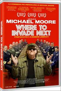 Where to Invade Next di Michael Moore - DVD