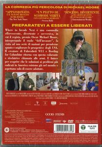 Where to Invade Next di Michael Moore - DVD - 2