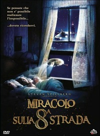 Cover Dvd Miracolo sull'Ottava strada (DVD)