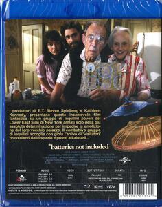 Miracolo sull'Ottava strada di Matthew Robbins - Blu-ray - 2