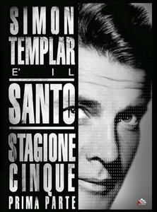 Il Santo. Stagione 5. Vol. 1 (4 DVD) - DVD