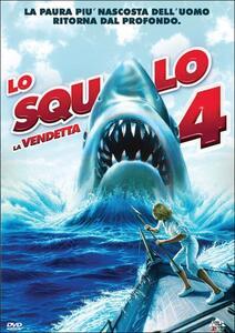 Lo squalo 4: la vendetta di Joseph Sargent - DVD