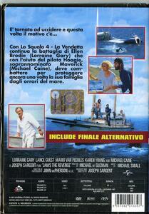 Lo squalo 4: la vendetta di Joseph Sargent - DVD - 2
