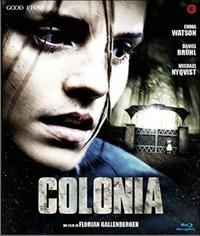 Cover Dvd Colonia
