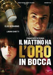 Il mattino ha l'oro in bocca di Francesco Patierno - DVD