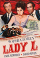 Cover Dvd Lady L
