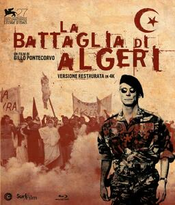 La battaglia di Algeri (Blu-ray) di Gillo Pontecorvo - Blu-ray