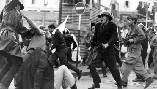 La battaglia di Algeri (Blu-ray) di Gillo Pontecorvo - Blu-ray - 4