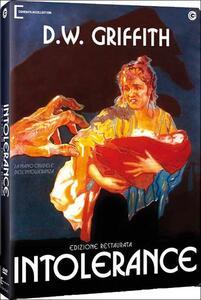 Intolerance<span>.</span> versione restaurata di David Wark Griffith - DVD