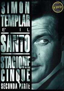 Il Santo. Stagione 5. Vol. 2 (4 DVD) - DVD