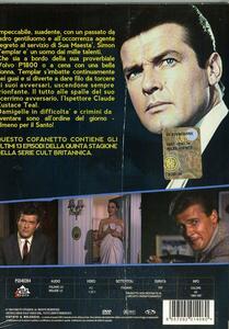 Il Santo. Stagione 5. Vol. 2 (4 DVD) - DVD - 2