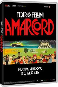 Amarcord di Federico Fellini - DVD