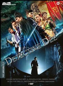 Detective Dee (2 DVD) di Tsui Hark,Hark Tsui