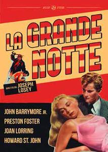 La grande notte di Joseph Losey - DVD