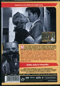 La grande notte di Joseph Losey - DVD - 2